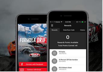 Formula DRIFT - Schedule